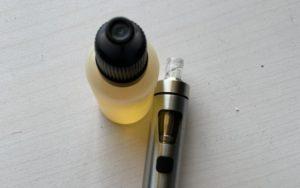 CBD oil and oil vape pen